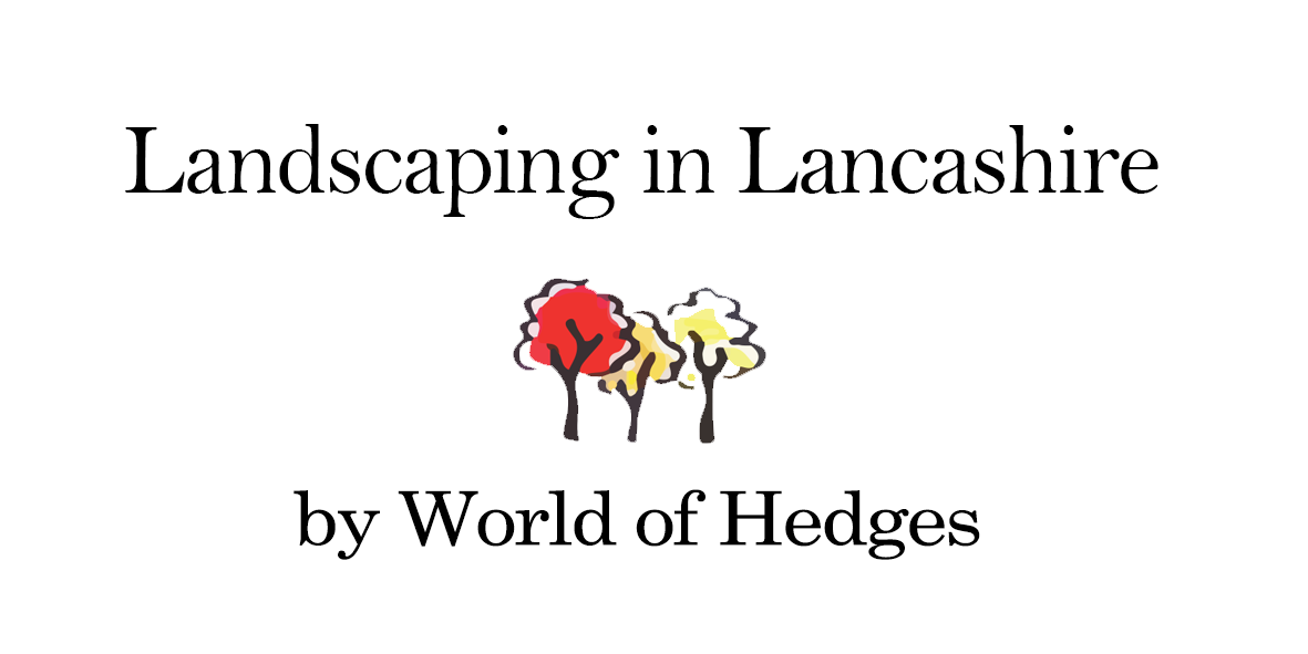 Landscaping in Lancashire by World of Hedges | Garstang | Lancashire | By World of Hedges